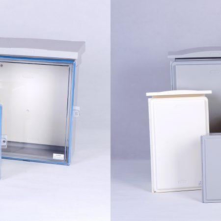 ตู้และกล่องกันน้ำพลาสติก
